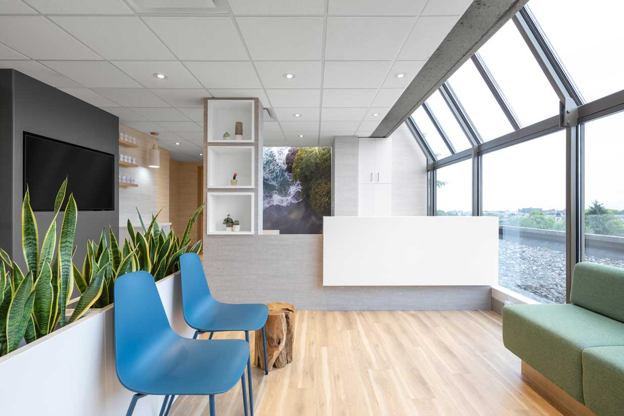 Vancouver Oral Surgery | Waiting Area